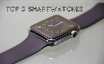 Top 5 Smartwatches for Health,Fitness& lifestyle