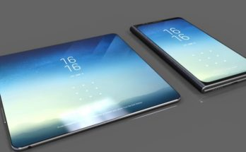 Samsung Upcoming Foldable Phone