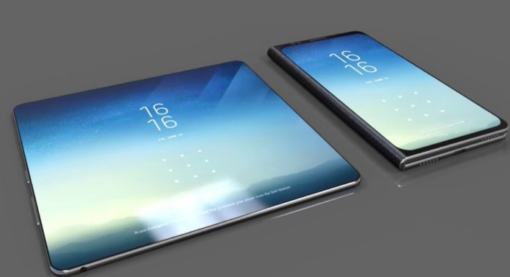 Samsung Upcoming Foldable Phone