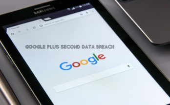 Google plus second data breach