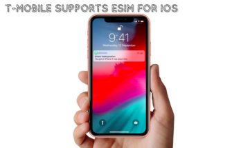 T-Mobile now supports eSIM for iOS