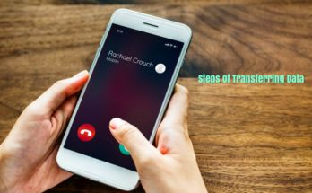 Steps Of Transferring Data Android to iOS