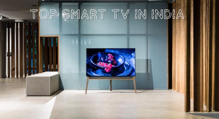 Top Smart TV In India