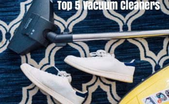 Top 5 Vacuum Cleaners In India