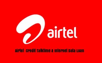 Airtel Emergency Credit Talktime And Internet Data Loan