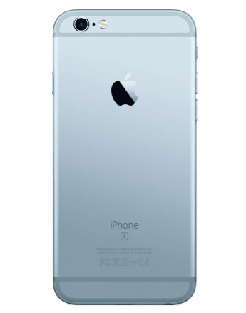 Second Hand Iphone6s Back Side