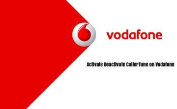 Activate Deactivate Callertune On Vodafone