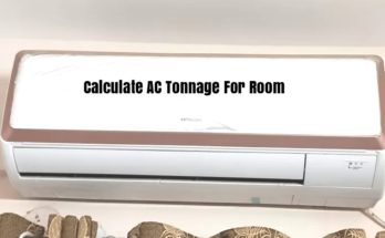 Calculate AC Tonnage For A Room