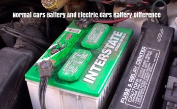 Normal Car Battery And Electric Car Battery Difference