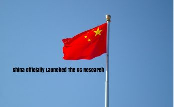 China Officially Launched 6G Research
