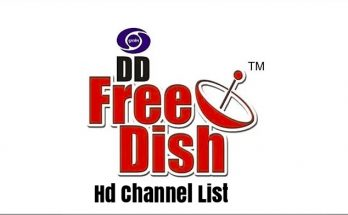 DD Free Dish Hd Channel List