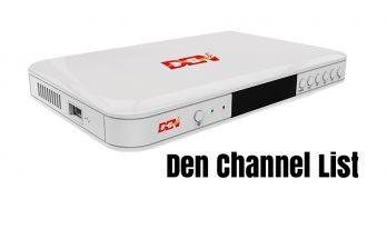 Den Channel List