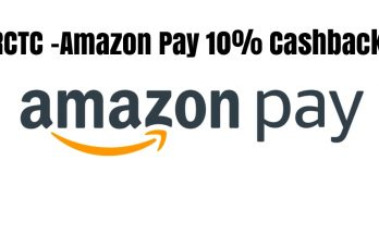 IRCTC Amazon Pay Offer