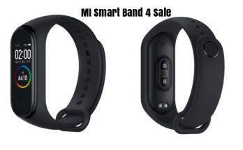 MI Smart Band 4 Sale