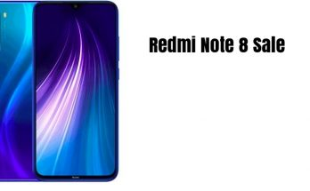 Redmi Note 8 Sale