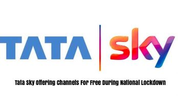 Tata Sky Offering Channels For Free During National Lockdown
