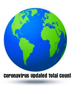 Coronavirus Updated Total Count, News WorldWide- Covid 19 {Updates-2020}